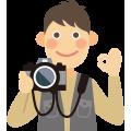 カメラマンの仕事
